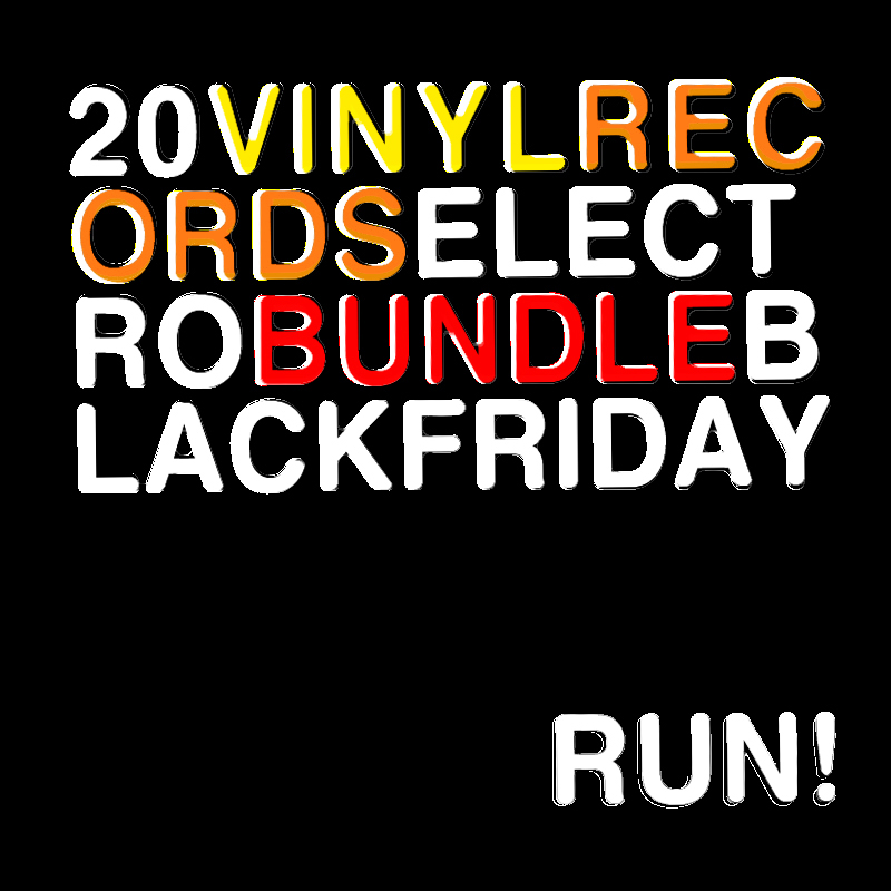 Electro Bundle - Black Friday!!.